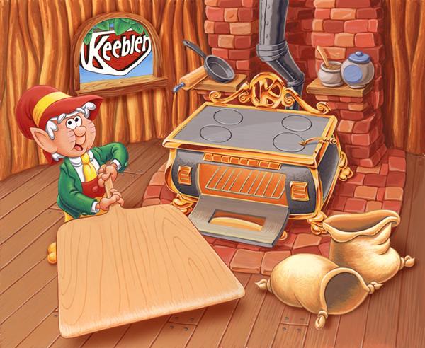 Keebler Kitchen