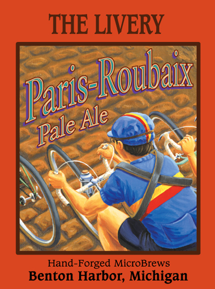 Paris Roubaix Pale Ale