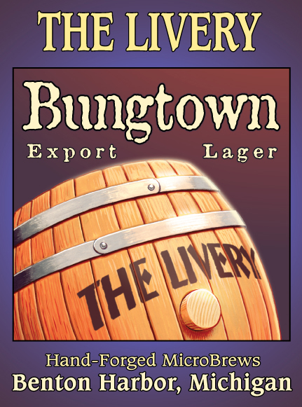Bungtown Export Lager